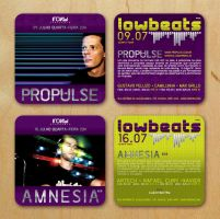 Lowbeats Propulse + Amnesia by absintho