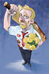 Shaun of the Dead by J-Works