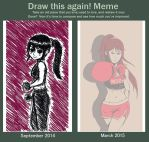 Draw This Again : Boxer by iMooZART