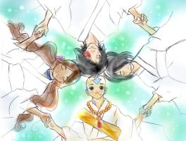 Never Forget us ..ATLA by XSeiMoneReDX