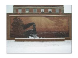 TrainStation Mural 4 of 4 by tootall
