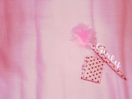 girly pinkness by roshducky