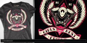 Mad Circus : Girl's Best Friend by cynicdesign