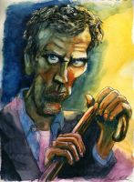Dr. House by donaldmatlack