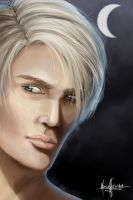 Aidan portrait by FantasyMaker