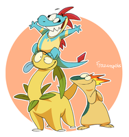 Trio by Frozenspots