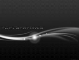 Dark Gray PS3 Wallpaper by reyjdesigns