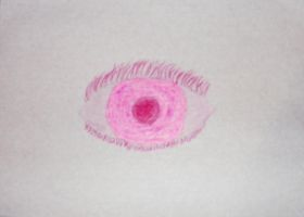 Eye of Breast Cancer by MadameDesReves