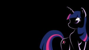Twilight sparkle Background by Braukoly
