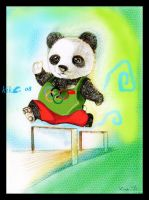 olympic panda by kika1983