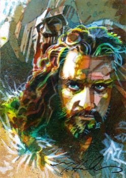 Thorin by markmchaley