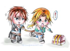 Dissidia: Mine? by Tajii-chan