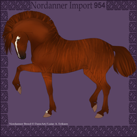 Nordanner Import 954 by DovieCaba