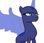 MLP Base 160 What Part Of This Face Says 'I Care'? by Sakyas-Bases