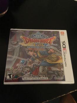 Dragon Quest VIII - From PS2 to 3DS by DestinyDecade