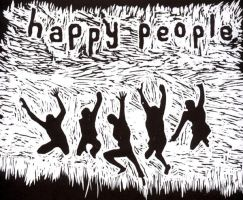 happy people by BlowersDaughter91