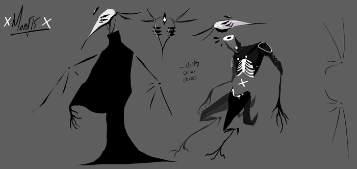Mortis Reference by parenthesisgrey