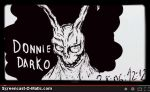 Drawing timelapse: Frank the Rabbit - Donnie Darko by mocarhead