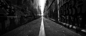 lonely alley by danielh85