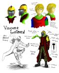Vincent LeGrand / General Hazard by ChesterPalm