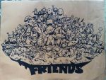 Friends by jesalva
