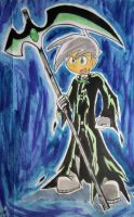 Danny Phantom-The Grim Reaper by DB-KT