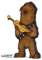 CHEWIE by dsoloud