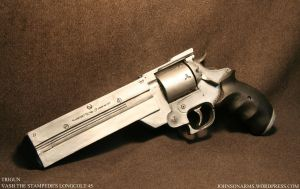 Trigun Long Colt 45 by JohnsonArms