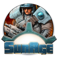 SunAge - Battle for Elysium Icon by BluPaper