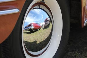 Mirrored Mopar's by KyleAndTheClassics