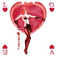 Pin Up Loves DA by MargotYvy