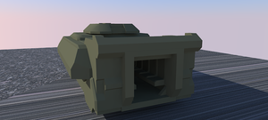 Infantry Fighting Vehicle-wip2 by Jon-Michael-May