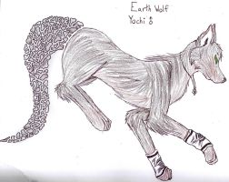 element wolf earth 2012 by shiro-chan63