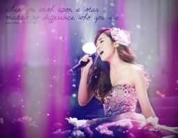Jessica : When You Wish Upon a Star by GraPHriX