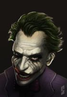 Joker by saadirfan