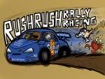 Rush Rush Rally Racing by GagaMan