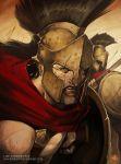 Spartan army by Chaos-Draco