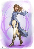 Shadow and Bone: Alina by mseregon