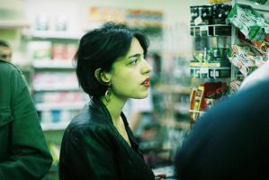 Untitled [Anna, Supermarket] 2013 by geonebieridze