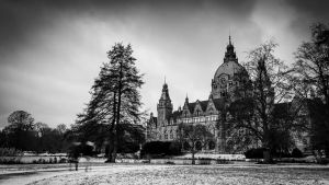 Hannover Neues Rathaus #3 by nassimhasan