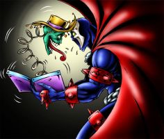 Spawn vs. The MASK by archer201977