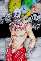 Shivers The Clown by ApocalypticPorcelain