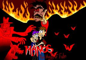 Manos The Hands of Fate poster by Chopfe