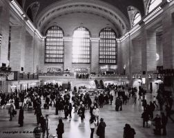 Grand Central by WEArnold