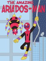 The Amazing Ariados-Man by MCsaurus