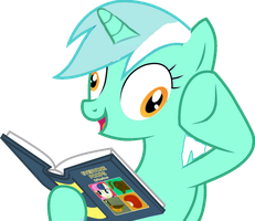 lyra reading by detectivebuddha