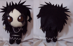 Jake Pitts Plush Doll by TatsuoMizushima