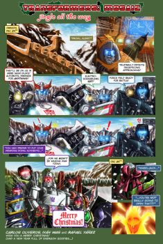 Jingle All The Way by Transformers-Mosaic