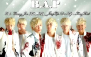 B.A.P WP by deathnote290595