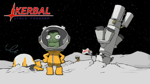 Kerbal Space Program - Fan Cover by SYRSA